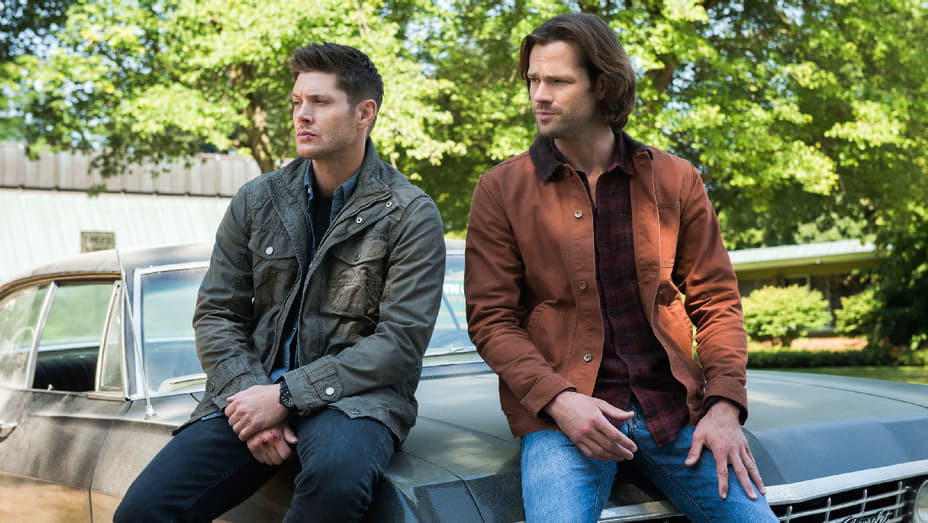 Sam and Dean Winchester on the fandombar.com Community bLog: The Road to Supernatural... (9-13-2020)