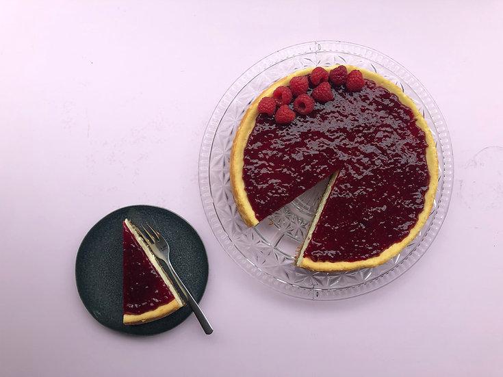 Cheesecake Raspberry