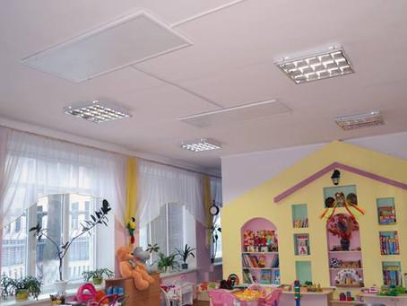 Пример расчета: Детский сад на 50 мест (207,64 кв.м.)