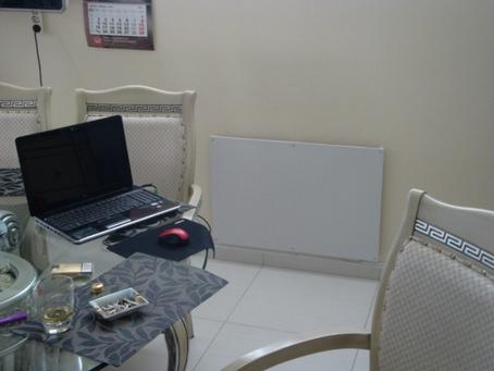 "Пример расчета: 3-комнатная квартира (58 кв.м.) Настенная система отопления ""Элтрон"""