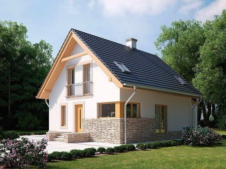 Пример расчета настенной системы отопления для частного дома (134,5 кв.м.)