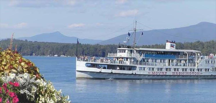 Mount Washington Boat Lake Winnepesaukee