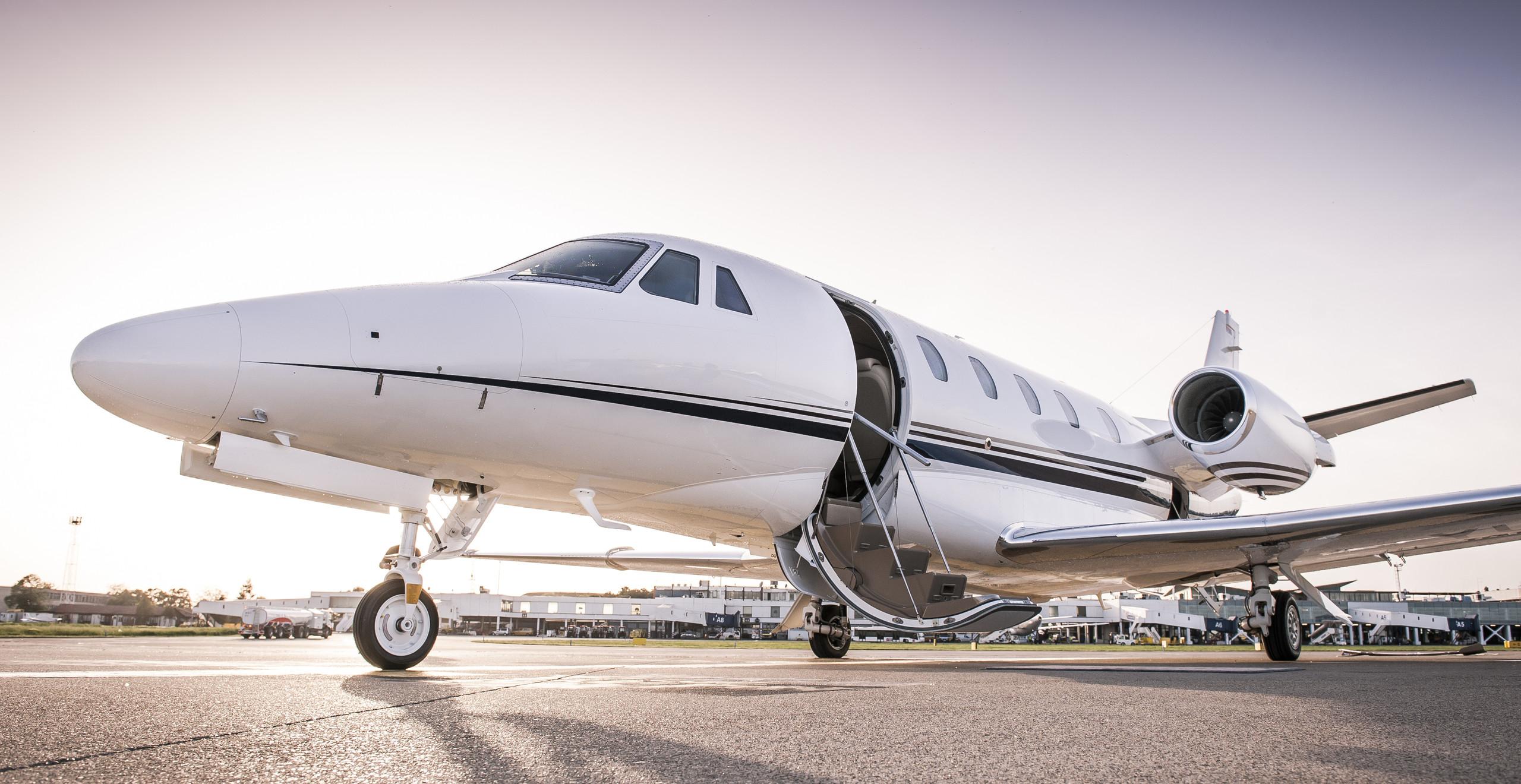 Citation Bravo - Light Jet