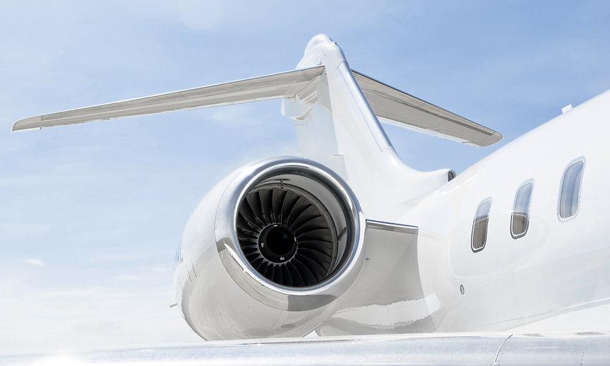 Heavy Jet - Exterior