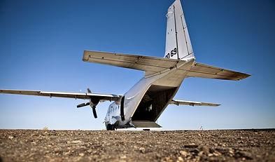 Turboprop Cargo Aircraft