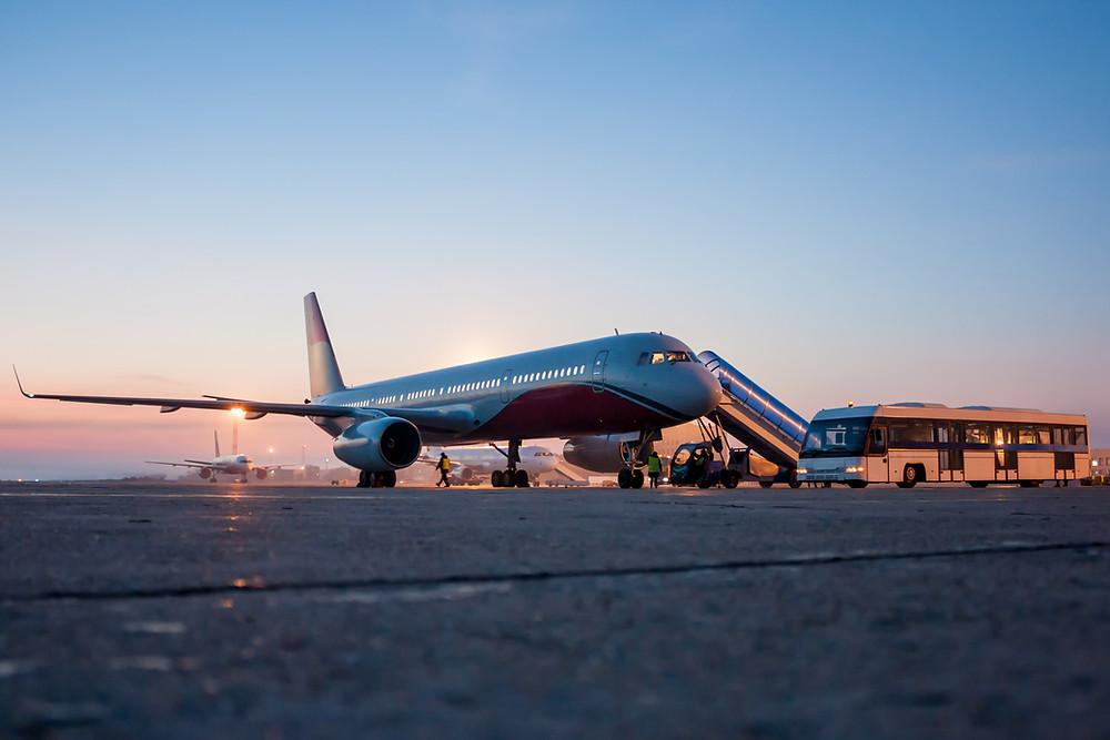 Large Aircraft Evacuation
