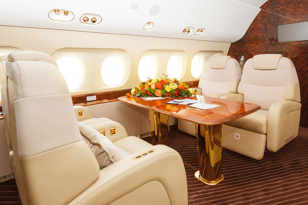 Private Jet Rental for Vacation