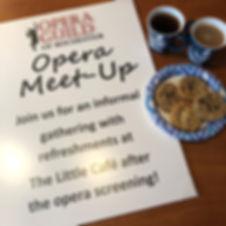 Opera Guild Meet-Up