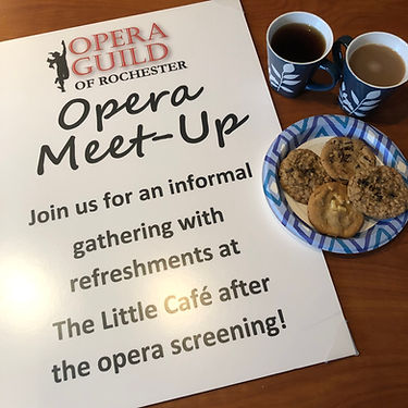 Opera Guild Meet-Up