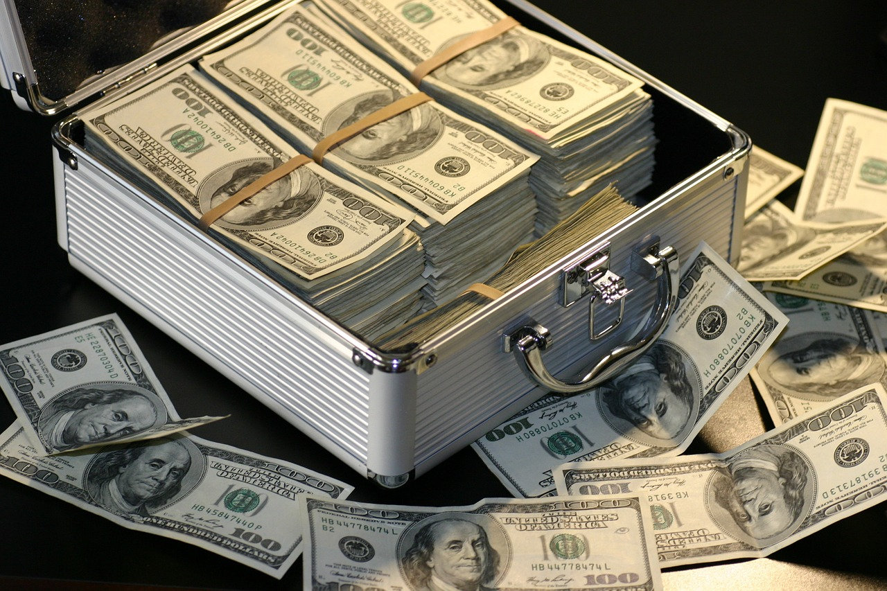 Die Architektur des Geldes