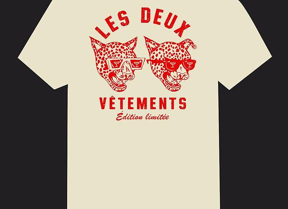 Double Leopard Heavyweight T-shirt