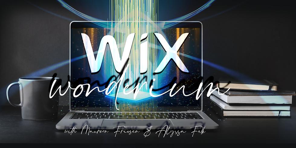 Wix Wonderium