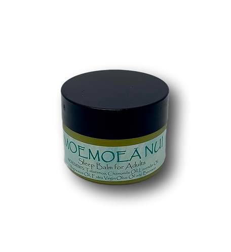 MOEMOEĀ NUI/BIG DREAMS - Sleep Balm for Adults
