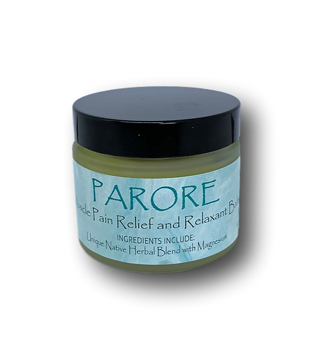 PĀRORE - Muscle Pain Relief and Relaxant Balm