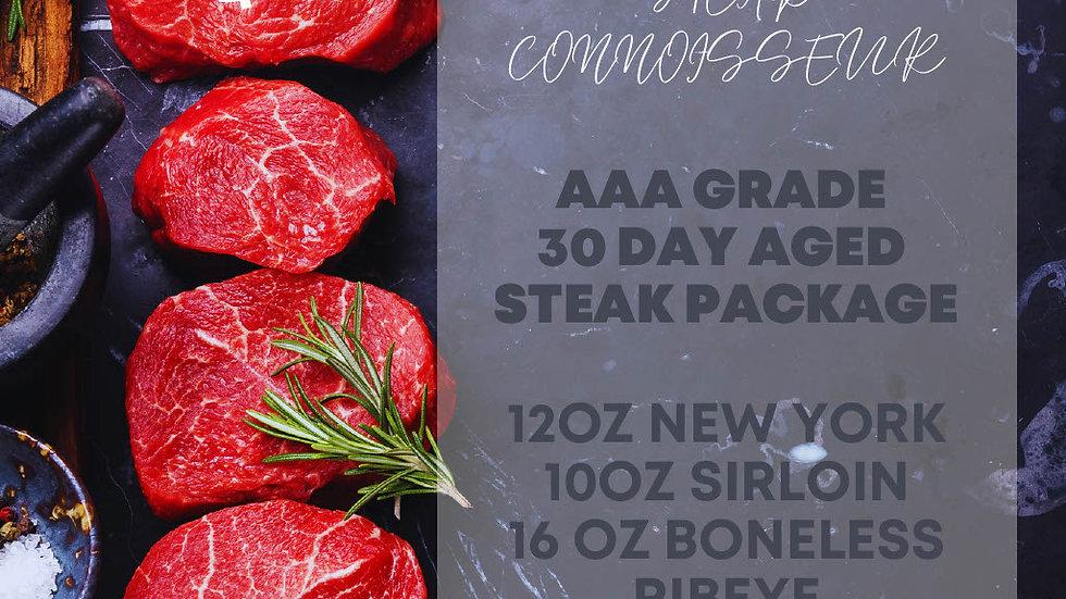 Steak Connoisseur