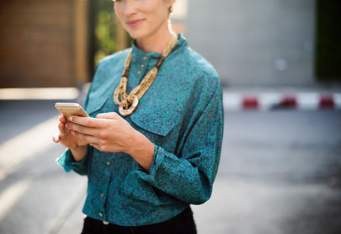 Mobile Phone User
