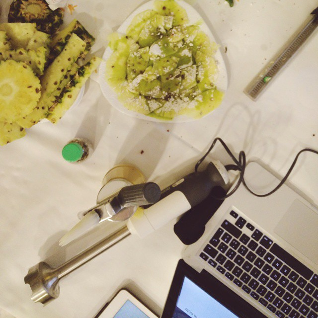 Instagram - Oliveoil has everything I love, science, technology, cooking & natur