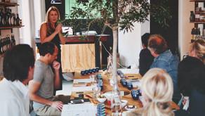 Workshop bij Olives & More - Amsterdam
