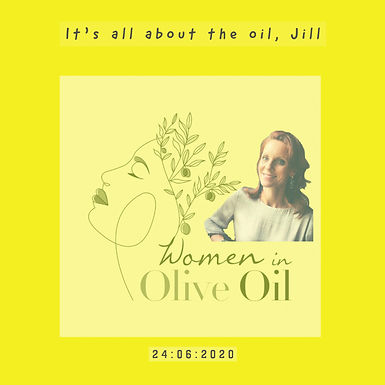 Podcast Jill about WIOO
