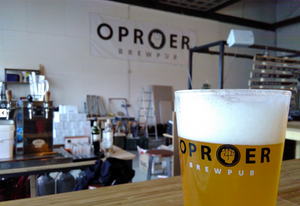 Olijfolie meets bier