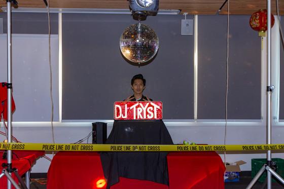 DJing the CAIS 2017 Halloween Dance!