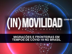 Lanzamiento de proyecto InMovilidad en las Américas en Portugués