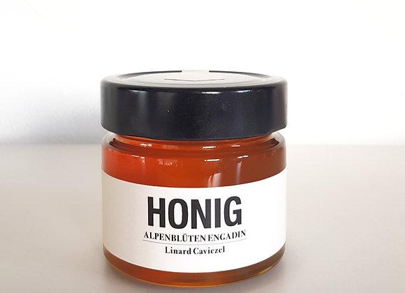 Honig Alpenblüten Engadin 250 g
