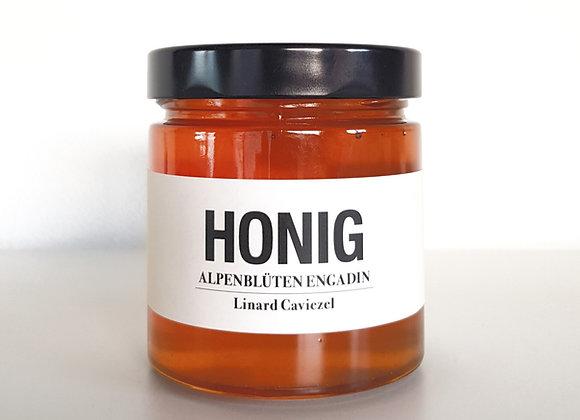 Honig Alpenblüten Engadin   500 g