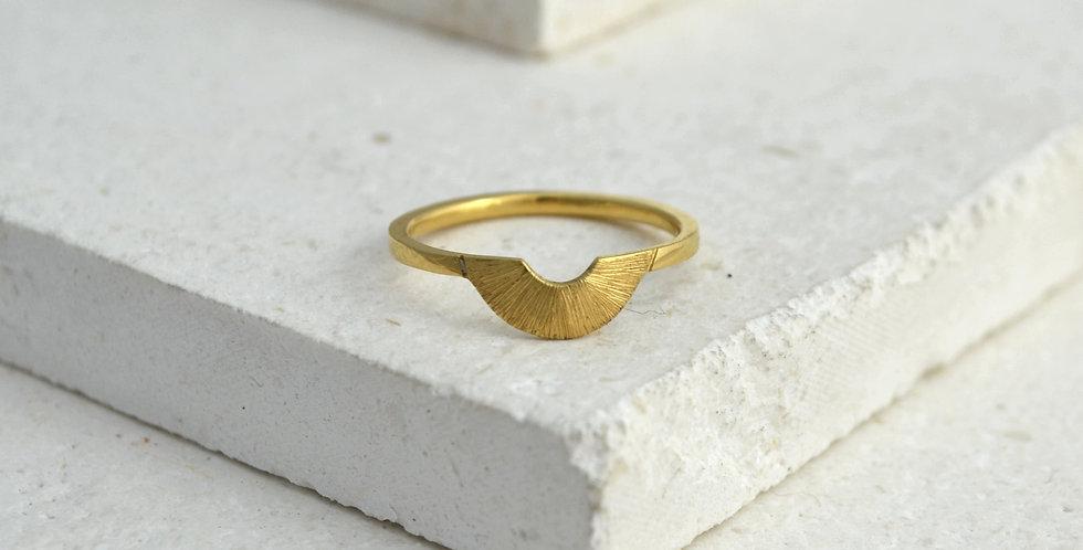 Sunbeam ring
