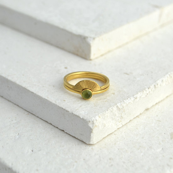 Sunrise Ring Stack