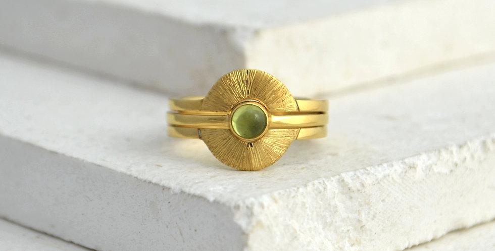 Sun Ring Stack