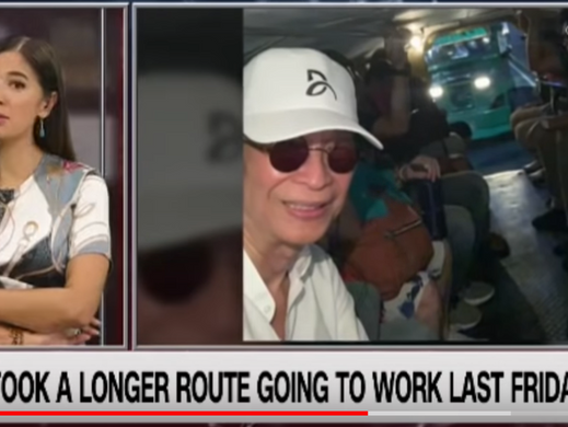 Panelo commute 'will take me only 15 minutes' needs context