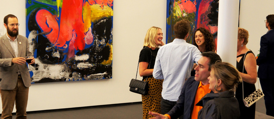 Celebrating the KMAC Triennial with our inaugural Vernissage