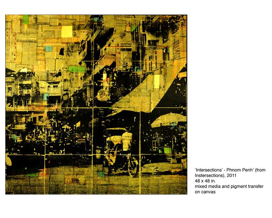 Intersections - Phnom Penh, 2011