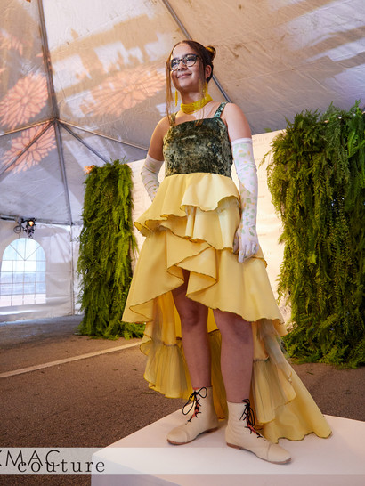 Ginkgo Dress