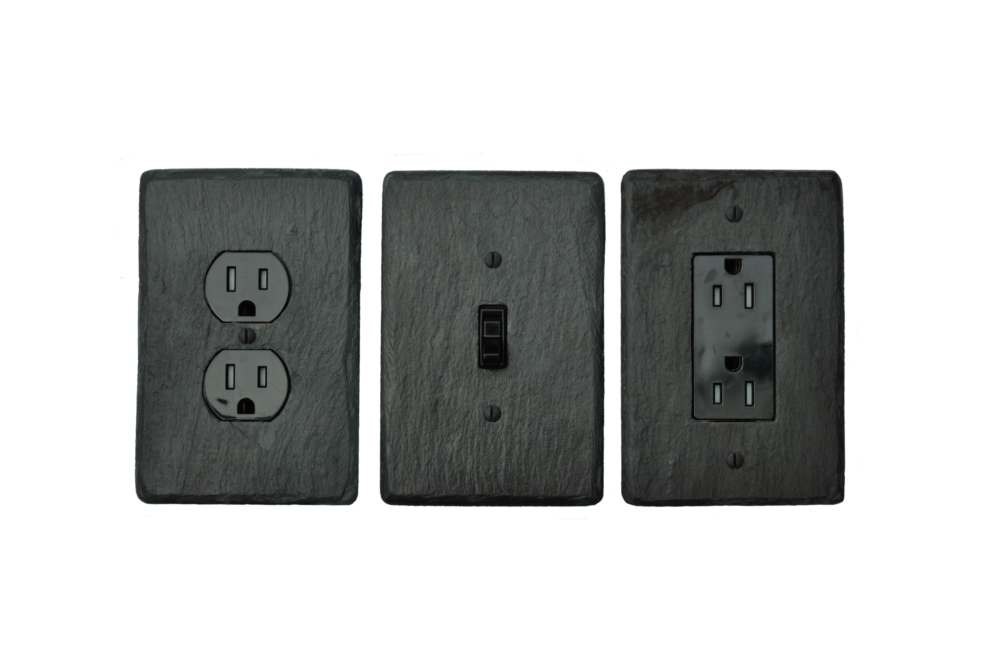Slate Wall Plates Decorative Light Switch  U0026 Outlet Covers