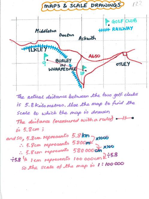 Geometry 41 - Scale Models - Maps
