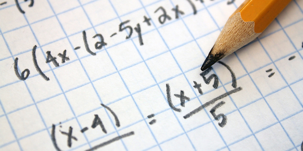 GCSE Maths ALGEBRA (Part 2) 5-7pm 17th May 2020