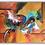 Thumbnail: (SOLD) Original textured abstract painting