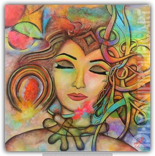 FINE ART PRINT~Darina