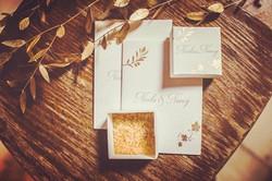 Invito di Matrimonio con scatolina