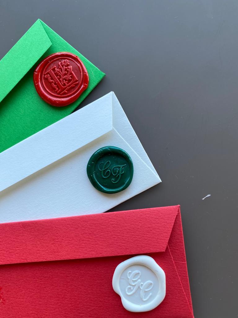 Sigilli bandiera italiana