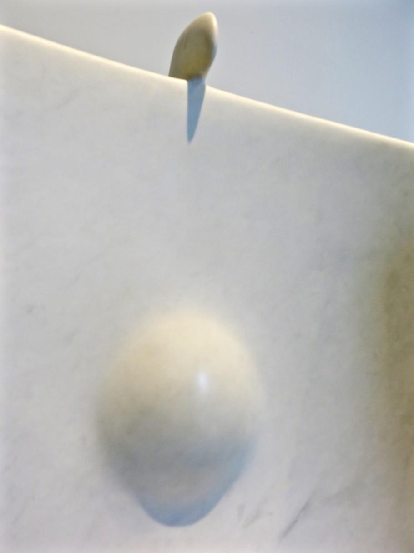 The Pregnant Stone: Nivola