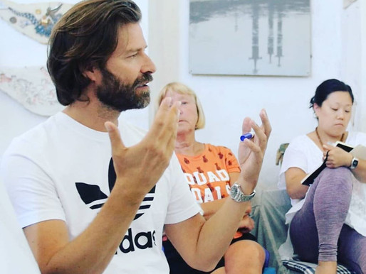 Fordypning i mindfulness med Viggo Johansen - åpen for påmelding