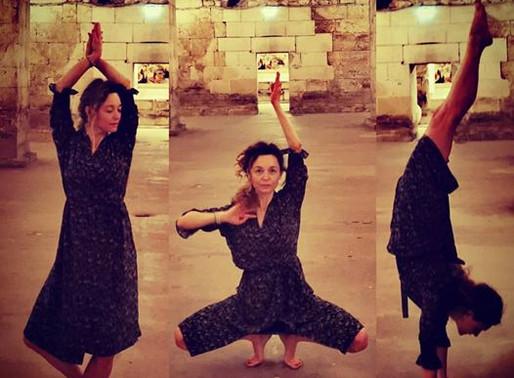 Nyheter: Tibetansk Yoga og Kreativ Flyt med Lea