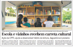 CORREIO POPULAR - Capa