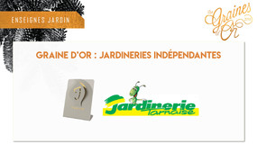 jardinerie independante 2018 graines or.