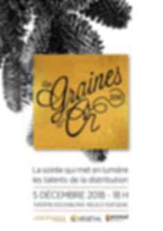 GRAINES D'OR 2018 affiche  A4 _ logoJV_O