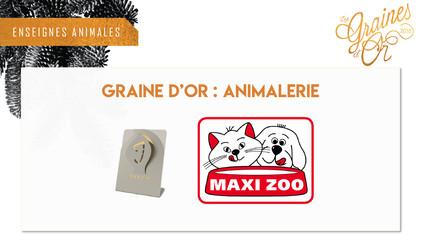 enseigne de lannee animalerie 2018 grain