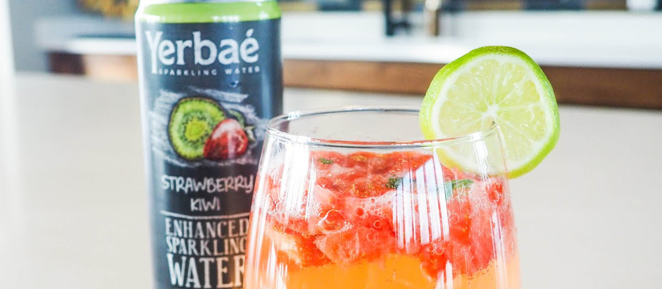 3 Easy Guilt-Free Cocktails with Yerbae